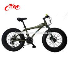 heißer Verkauf mit CER-Bescheinigung fetter Fahrradreifen / Fabrikpreis 27 Geschwindigkeitsschnee-großer Reifen fettes Fahrrad / Soem-fettes Reifenfahrrad