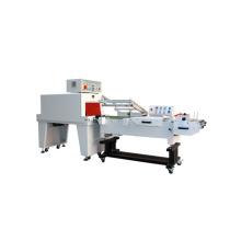 Máquina de encogimiento de calor tipo barra L semi automática