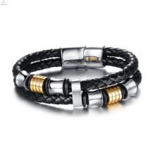 2017 nouveau mode cool bracelet en cuir pas cher pour les femmes