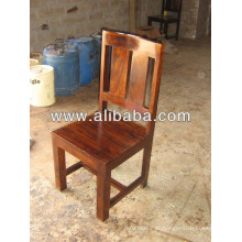 Cadeira de jantar indiana
