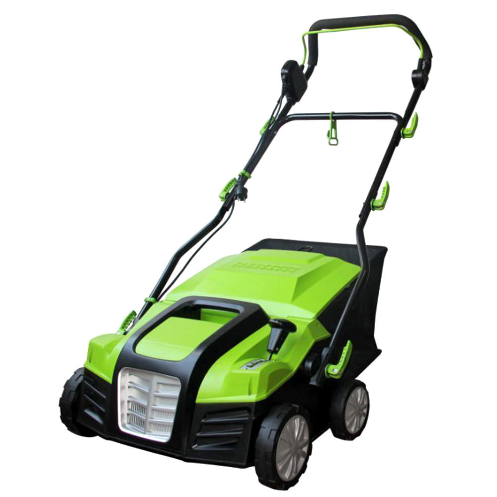 Lawn Scarifier and Aerator