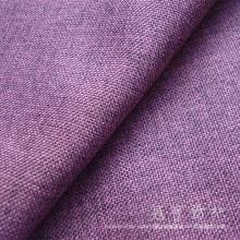 Oxford de linho tecido de poliéster com revestimento protetor de tecido de malha
