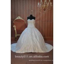 Vestido de novia del vestido de boda del vestido de bola del Off-The-Shoulder SW05
