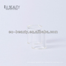 21mm Hals Flasche Kugel Form klar Kristall surlyn Mütze