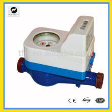 Tarjeta teledirigida de TF RFID medidor de agua caliente eléctrico de control remoto para medir el sistema de agua potable
