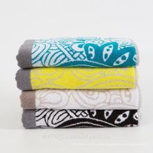 Handtuch für zu Hause Badezimmer China Hersteller Jacquard Badetuch BTT-058