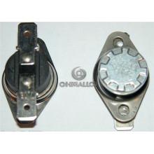 Disque bimétallique de qualité fiable Ohmalloy5j1480 pour interrupteur de contrôle thermique