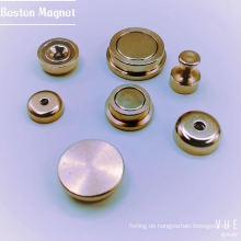 Neodym-Angelmagnet-Magnethaken mit runder Basis