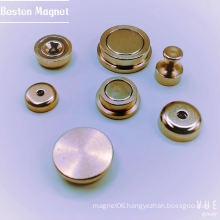 NdFeB Pot Magnet Neodymium Pot Magnet assembly