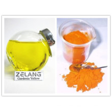 Halal Color Pigment Gardenia Yellow Price High Quality