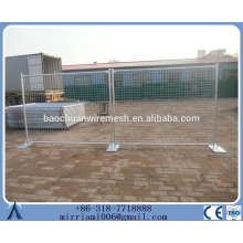 removable legs temporary fence Canada type made in China