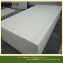 Bb / Cc Grade Hot Sale contre-plaqué blanc pour meubles