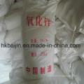 Grado industrial óxido de zinc ZnO 99.7%