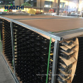 decorative aluminum fence panel mobile factory design manufacturing