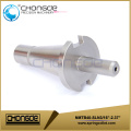 """NMTB40 End Mill Holder 3/16"""" Hole Diameter 2.37"""" Projection"""