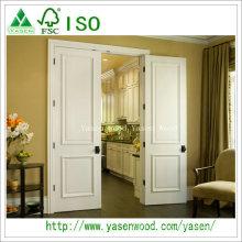 China Fabricante Yasen Wood 2015 Nova Porta De Madeira