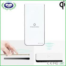 Neueste Qi Powe Bank 500mAh Wireless Ladegerät Power Bank