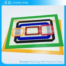 Garantido qualidade único fda aprovado esteira de cozimento do silicone