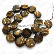 20мм тигереевые каменные монеты