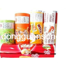 Laminated Puffed Food Packaging Film/ Food Film