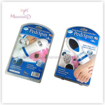 Dissolvant électrique pour les callosités des pieds Pedi Spin