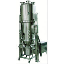 2017 FLP series multi-function granulator and coater, SS double cone dryer, vertical vacum drying