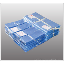 Supper Transparent Polyvinyl Chloride Heat Shrink Flat Bags with Vent Holes for Boxes and Articles Wrapping with FDA Approved (XFB07)