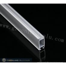 Алюминиевые нижние гусеницы с порошковым покрытием