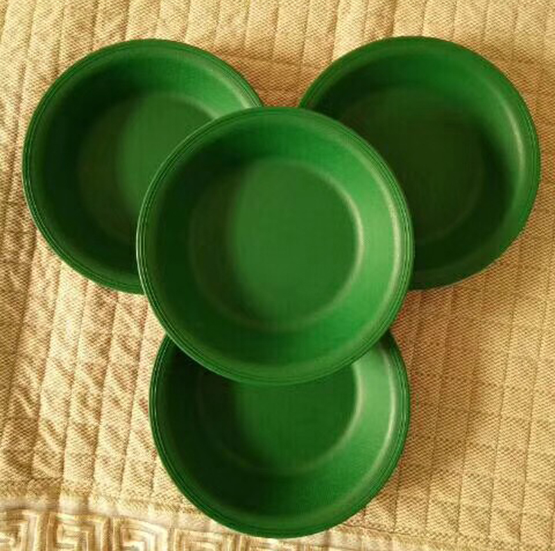 Custom Green Auto Rubber Diaphragms