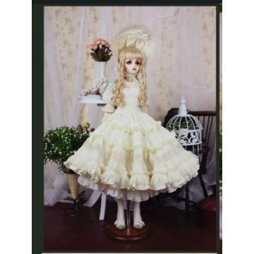 Roupas Bjd Honey Pomelo e chá verde para boneca articulada