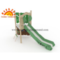 HPL Playground Equipment Outdoor avec toboggan