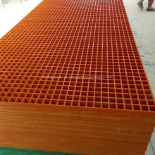 Tabelas de carga de folhas de grade de barras de fibra de vidro