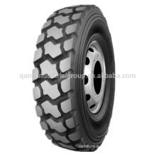 Neumático de camión de DOBLE CARRETERA 10.00r20 tamaños de neumáticos populares para el mercado de Rusia