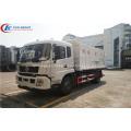 Camión de reparto de basura a estrenar de Dongfeng 12cbm