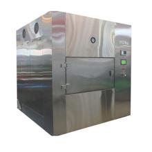Microwave vacuum dryer dehydrator drying machine