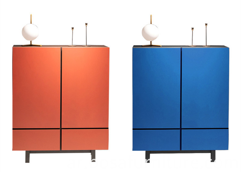 Wooden Sideboards Lacquered