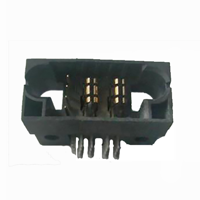 6,35 MM 2P Power 4P Signal Stecker
