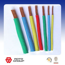 China high quality PVC insulated copper wire RV electric cable