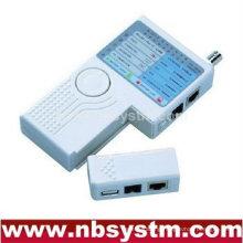 Cable Tester 4 in 1 for UTP STP RJ45, RJ11 RJ12, BNC & USB