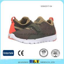 Zapatos calientes de seguridad y zapatillas de moda para hombre