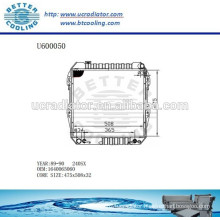 RADIATOR 1640065060 for TOYOTA 89-90 240SX Manufacturer And Direct Sale!