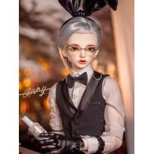 Smart Boy Doll Gary 68cm Poupée articulée à rotule