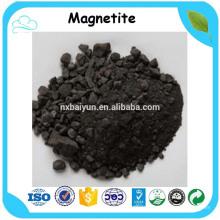 Materiais químicos de alta qualidade magnetite areia