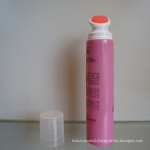 PE Tube with Massage Brush for Face or Body Wash