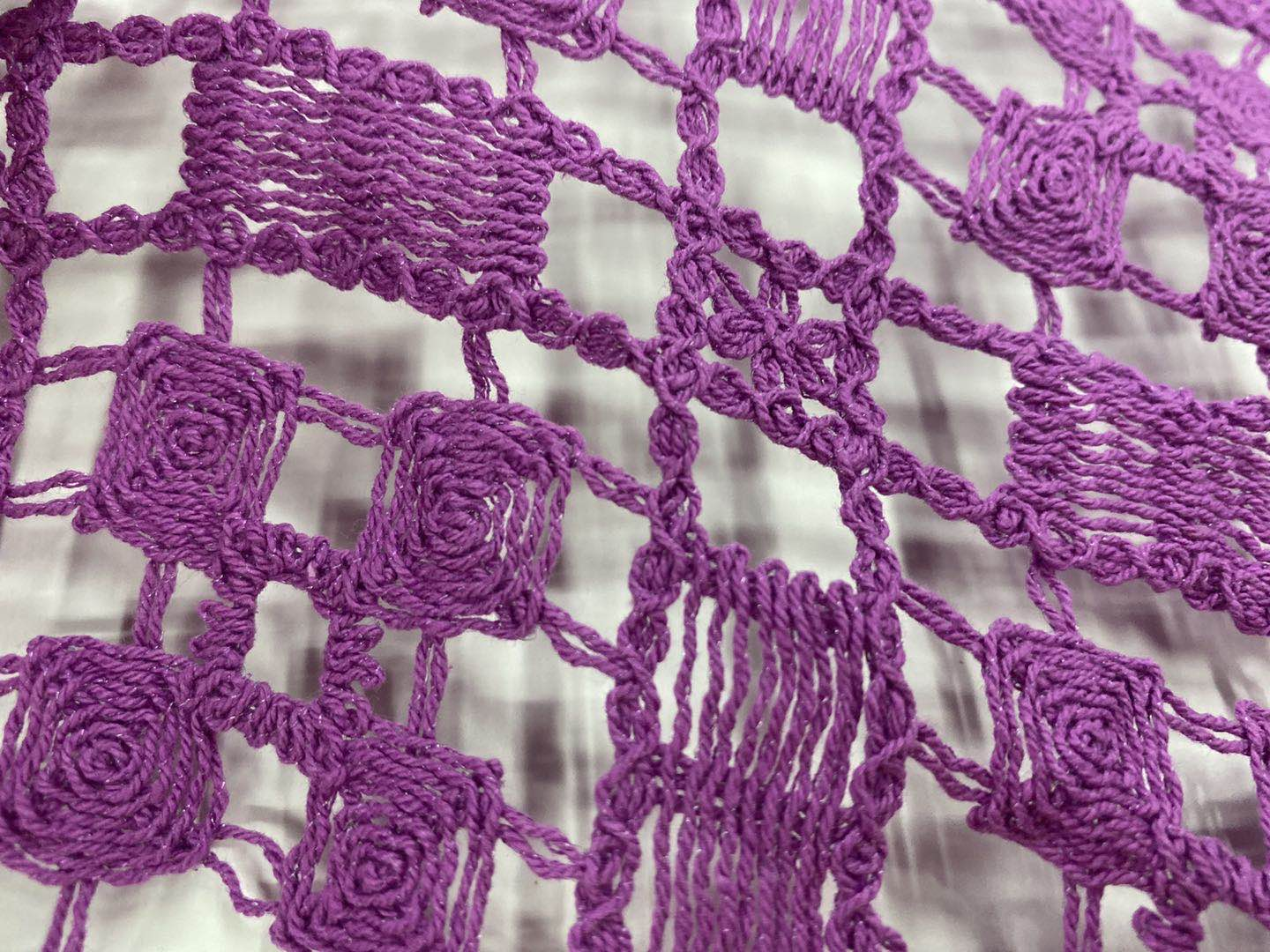 Cotton Guipure Embroidery Fabrics