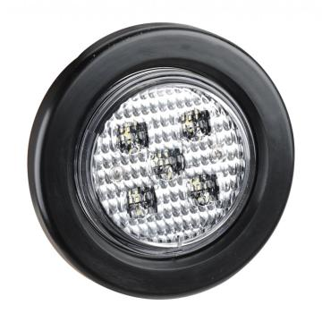 DOT Round LED Lori Front Outline Marker Lamps