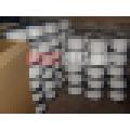 Emballage de presse-étoupe PTFE pur pour vanne et pompe