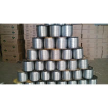 Электро- и горячеоцинкованная стальная проволока (W-SPOOL))