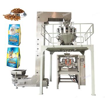Máquina de embalagem de alimentos para animais de estimação 730 Quad Seal