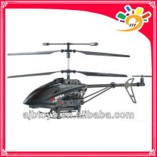 metal pro helicopter with camera 3 channel remote control copter with gyro